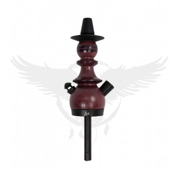 Cachimba Mani-Sultan Kini Purple Wood Black