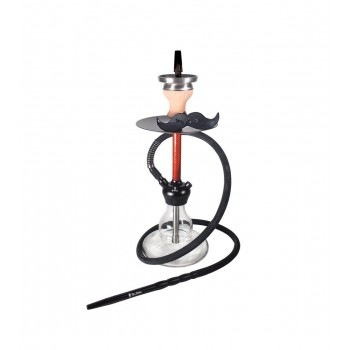 Cachimba Mr. Shisha Rocket Red Carbon
