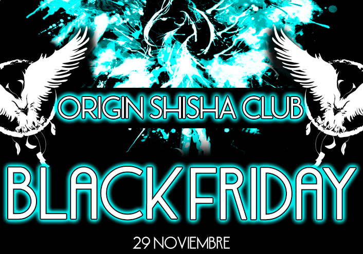Origin Shisha te trae el Black Friday