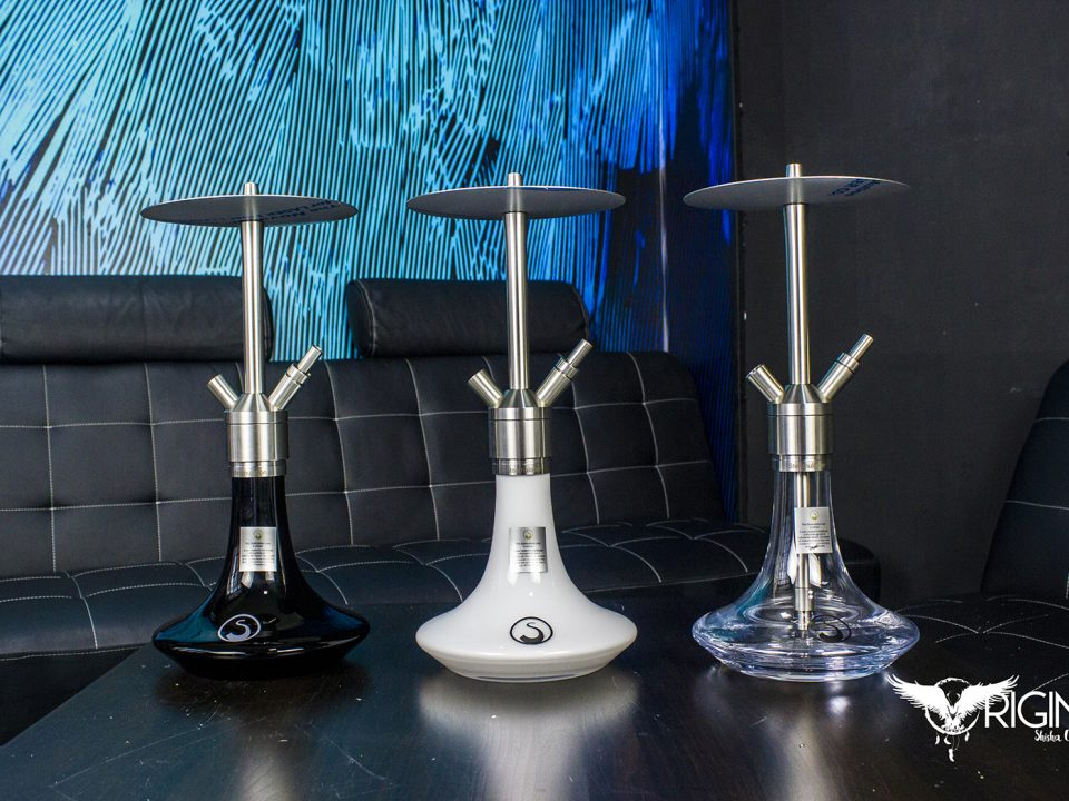 Cachimbas Steamulation modelo Prime